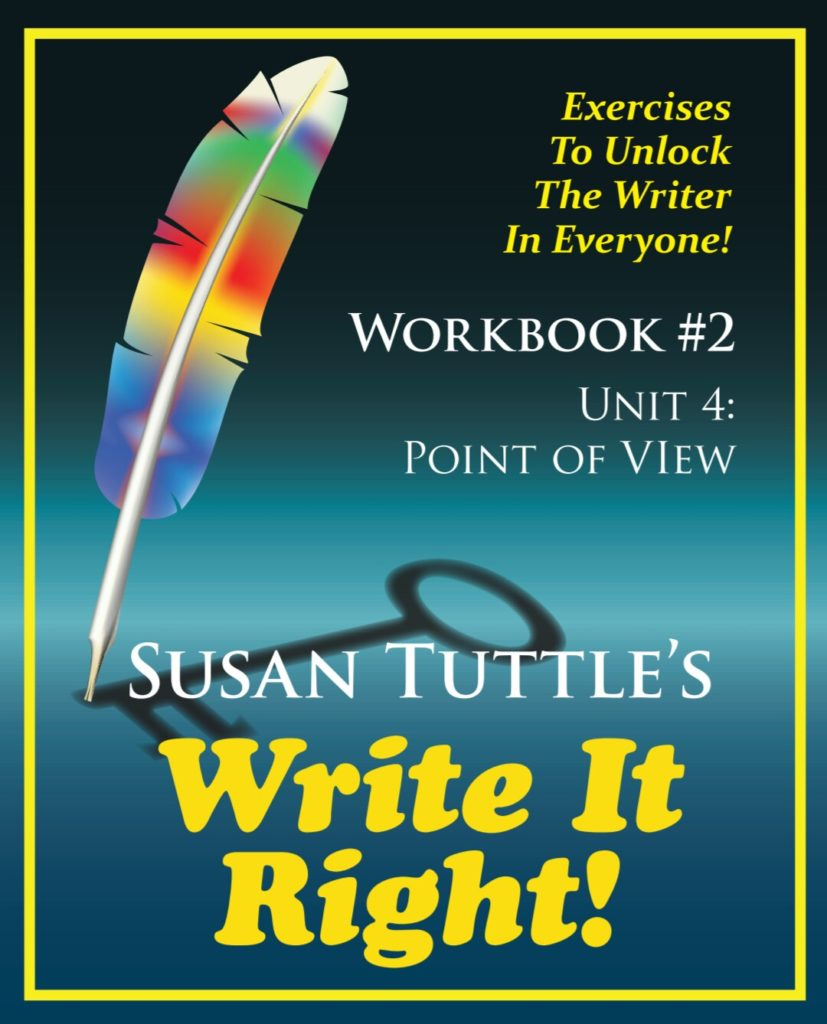 Write It Right Workbook #2: Point of View (POV)